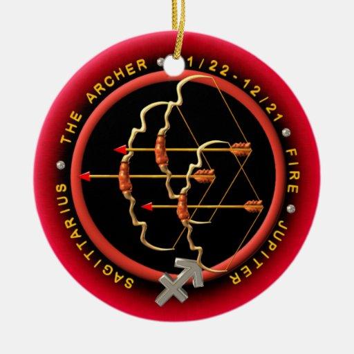 Valxart 1965 2025 Wood Snake zodiac Sagittarius Ornaments