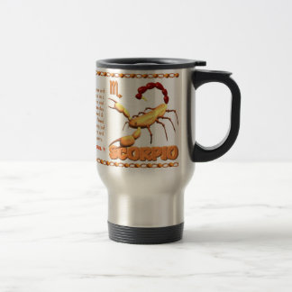Valxart 1965 2025 Wood Snake zodiac Scorpio Travel Mug