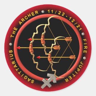 Valxart 1966 2026 Fire Horse zodiac Sagittarius Sticker