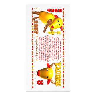 Valxart 1967 tauro del zodiaco de 2027 ovejas del  tarjetas con fotos personalizadas