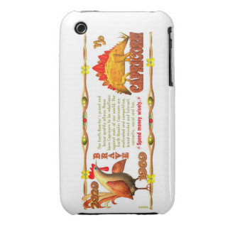 Valxart 1969 2029 Earth Roster zodiac Capricorn iPhone 3 Covers