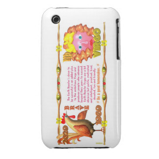 Valxart 1969 2029 Earth Roster zodiac Virgo Case-Mate iPhone 3 Case