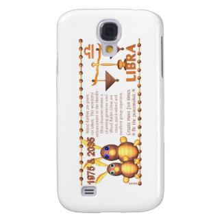 ValxArt 1975 Chinese zodiac wood rabbit born Libra Galaxy S4 Cases