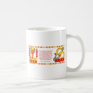 ValxArt 1977 2037 zodiac fire snake Aries Coffee Mug