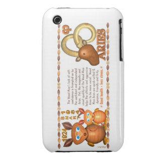 Valxart 1984 2044 WoodRat zodiac born Aries iPhone 3 Cases