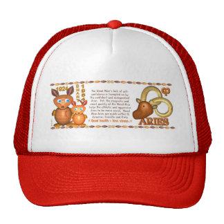 Valxart 1984 2044 WoodRat zodiac born Aries Trucker Hat