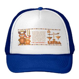 Valxart 1984 2044 WoodRat zodiac born Capricorn Trucker Hat