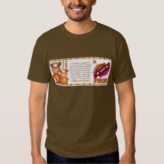 Valxart 1984 2044 WoodRat zodiac born Pisces T-shirt