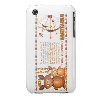 Valxart 1984 2044 WoodRat zodiac born Sagittarius Case-Mate iPhone 3 Cases