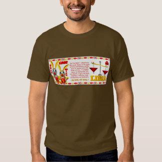Valxart 1987 2047 FireRabbit zodiac Libra T-shirt