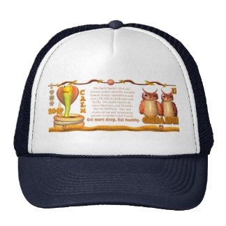 Valxart 1989 2049 EarthSnake zodiac Gemini Trucker Hat