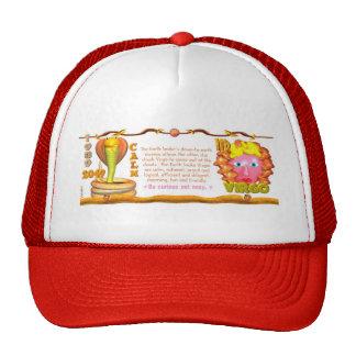 Valxart 1989 2049 EarthSnake zodiac Virgo Trucker Hat