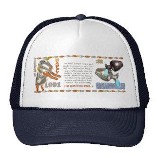 Valxart 1991 2051 MetalSheep zodiac Aquarius Hats