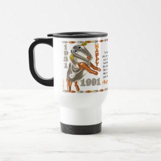 Valxart 1991 2051 MetalSheep zodiac  Aries 15 Oz Stainless Steel Travel Mug