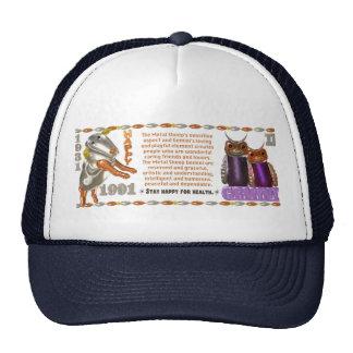 Valxart 1991 2051 MetalSheep zodiac Gemini Trucker Hat