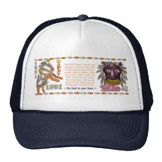 Valxart 1991 2051 MetalSheep zodiac Leo Trucker Hat