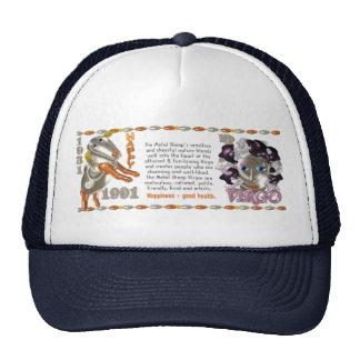 Valxart 1991 2051 MetalSheep zodiac Virgo Trucker Hat