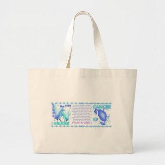 Valxart 1993 2053 cánceres del zodiaco de bolsa tela grande