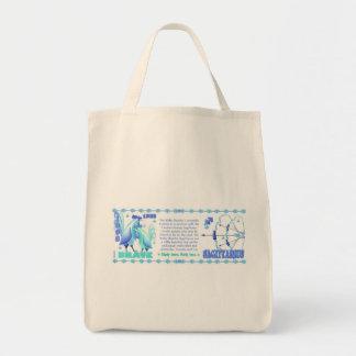 Valxart 1993 2053 sagitarios del zodiaco de bolsa tela para la compra