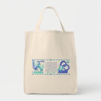 Valxart 1993 2053 WaterRooster zodiac  Aries Tote Bag