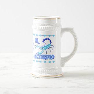 Valxart 1993 2053 WaterRooster zodiac Scorpio Beer Stein