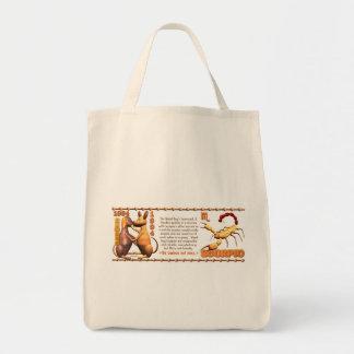 Valxart 1994 2054 escorpiones del zodiaco de bolsa tela para la compra