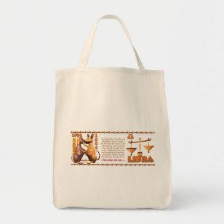 Valxart 1994 2054 libras del zodiaco de WoodDog Bolsa Tela Para La Compra