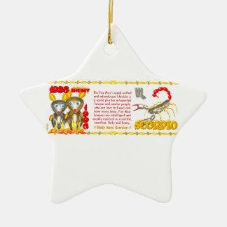 Valxart 1996 2056 escorpiones del zodiaco de FireR Ornamentos De Reyes Magos