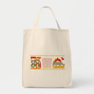 Valxart 1996 2056 FireRat zodiac Capricorn Tote Bag