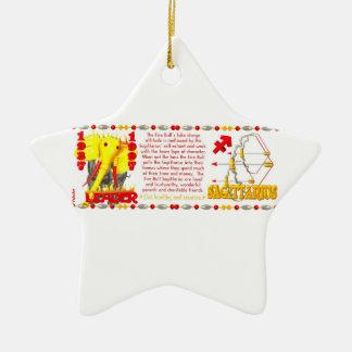 Valxart 1997 2057 1937 sagitarios del zodiaco de F Ornamente De Reyes
