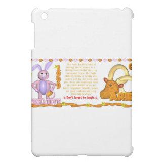 Valxart 1999 1939 2059 zodiac EarthRabbit Aries iPad Mini Cover