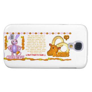 Valxart 1999 1939 2059 zodiac EarthRabbit  Aries Samsung Galaxy S4 Cover