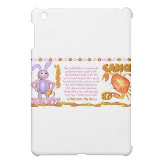 Valxart 1999 1939 2059 zodiac EarthRabbit  Cancer iPad Mini Cases