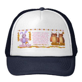 Valxart 1999 1939 2059 zodiac EarthRabbit  Gemini Trucker Hat