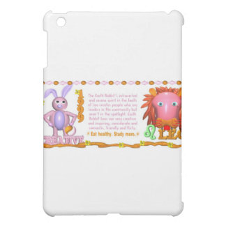 Valxart 1999 1939 2059 zodiac EarthRabbit Leo iPad Mini Case