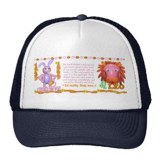 Valxart 1999 1939 2059 zodiac EarthRabbit  Leo Trucker Hat