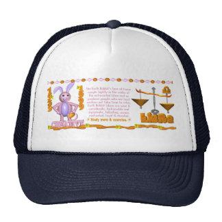 Valxart 1999 1939 2059 zodiac EarthRabbit  Libra Trucker Hat