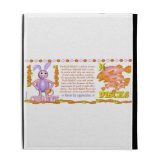 Valxart 1999 1939 2059 zodiac EarthRabbit  Pisces iPad Folio Cover