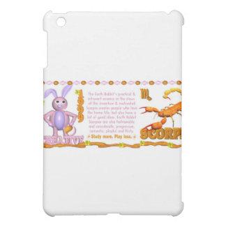 Valxart 1999 1939 2059 zodiac EarthRabbit Scorpio iPad Mini Case