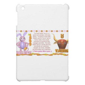 Valxart 1999 1939 2059 zodiac EarthRabbit Taurus iPad Mini Cover