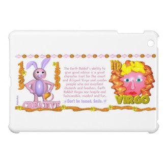 Valxart 1999 1939 2059 zodiac EarthRabbit Virgo iPad Mini Covers