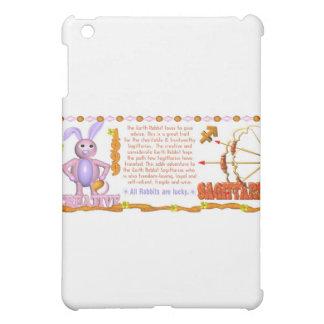Valxart 1999 1939 zodiac EarthRabbit Sagittarius Cover For The iPad Mini