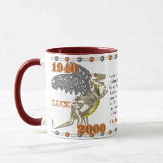 Valxart 2000 1940  2060 zodiac MetalDragon Cancer Mug