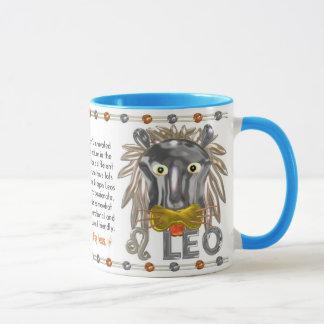 Valxart 2000 1940  2060 zodiac MetalDragon Leo Mug