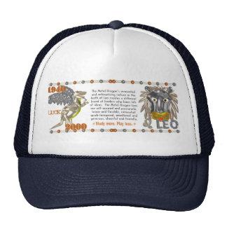 Valxart 2000 1940  2060 zodiac MetalDragon Leo Trucker Hat