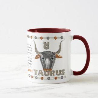Valxart 2000 1940  2060 zodiac MetalDragon Taurus Mug