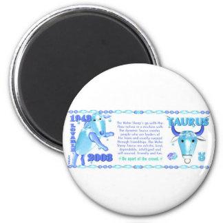 Valxart 2003 1943 2063 zodiac WaterSheep Cancer Magnet