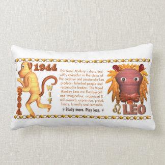 Valxart 2004 1944 2064 zodiac WoodMonkey  Leo Pillows