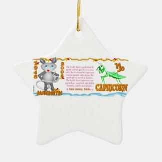 Valxart 2008 1948 2068 Capricornios del zodiaco de Ornamentos Para Reyes Magos