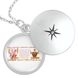 Valxart 2009 1949 2069 tauro del zodiaco de medallón